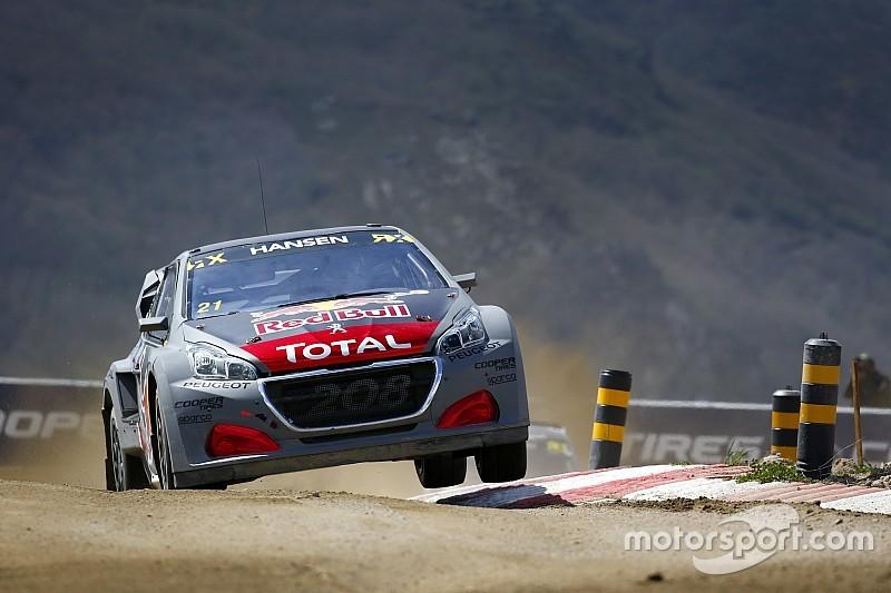 Team Hansen secures World RX comeback after Peugeot exit