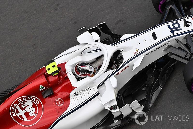 Leclerc: Artık Formula 1'e alışmaya başladım!