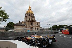 パリePrix決勝:ベルニュ完勝。今季3勝目でランキング首位を堅持