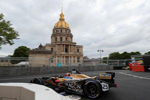 Jean-Éric Vergne dominus unico dell'ePrix parigino