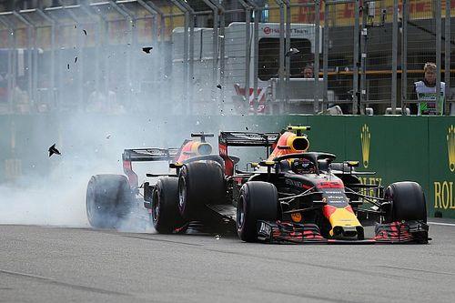 """Brawn: Ricciardo était """"passager"""" au moment du crash avec Verstappen"""