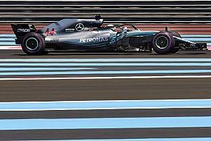 هاميلتون ينطلق أوّلاً في سباق جائزة فرنسا الكبرى