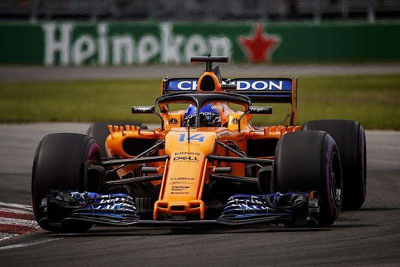 Alonso: McLaren'ın performansı geleceğim için bir endişe değil