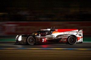 Le Mans 24 Saat - 8. Saat: Toyota'nın liderliği devam ediyor