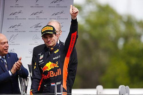 Red Bull: Verstappen concordou em ir sozinho ao Canadá
