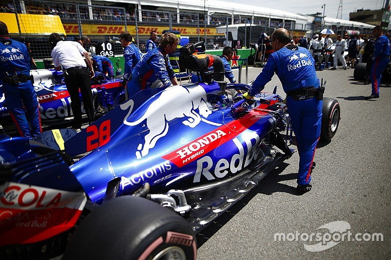 """Toro-Rosso-Teamchef über Honda: """"Vertrauensbasis absolut da"""""""