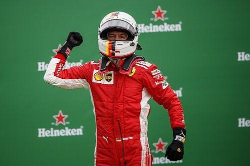 İstatistikler: Vettel'in 50. galibiyeti