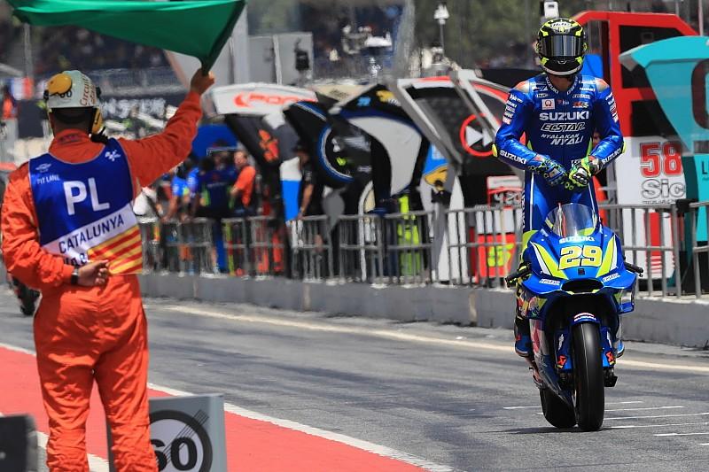 """Iannone: """"El podio es difícil, las Ducati y Márquez están en forma"""""""