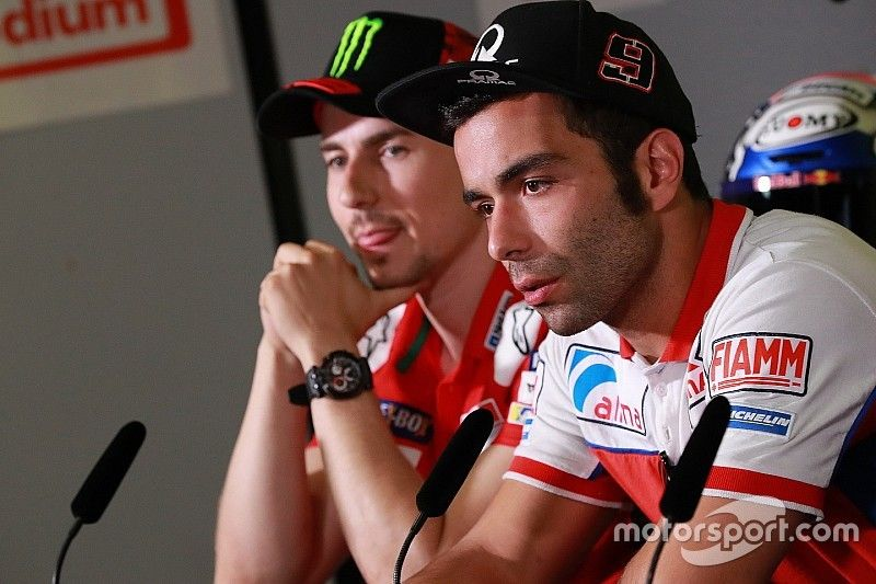 Petrucci upset by Lorenzo's remarks on Ducati promotion