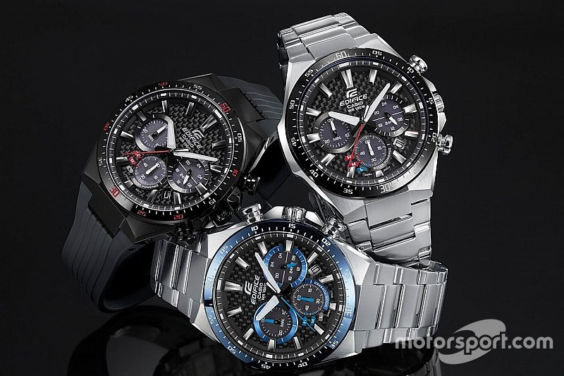 A closer look at Casio's EQS800 series of watches