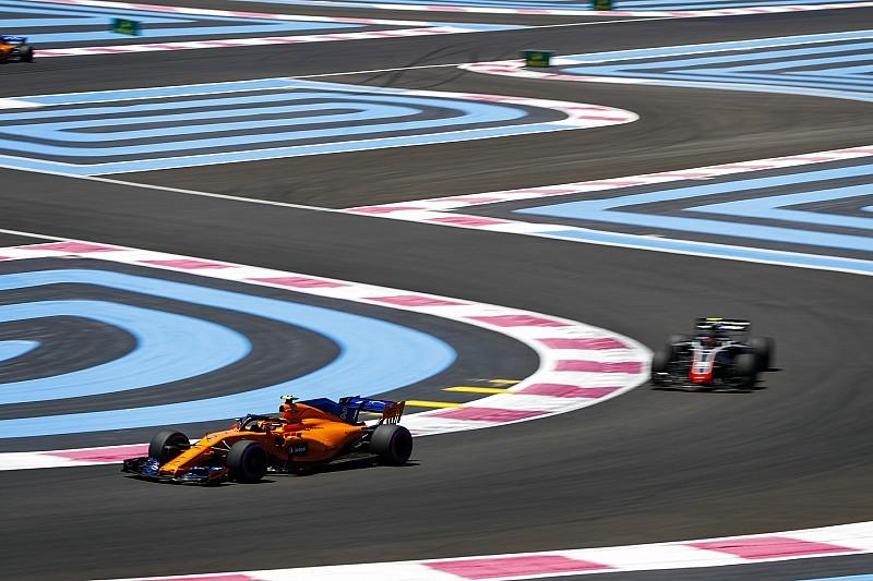 """سائقو الفورمولا واحد يطالبون """"فيا"""" بإزالة المنعطف الحادّ في بول ريكار"""