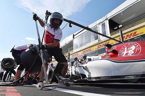 Онлайн. Гран При Франции: первая тренировка
