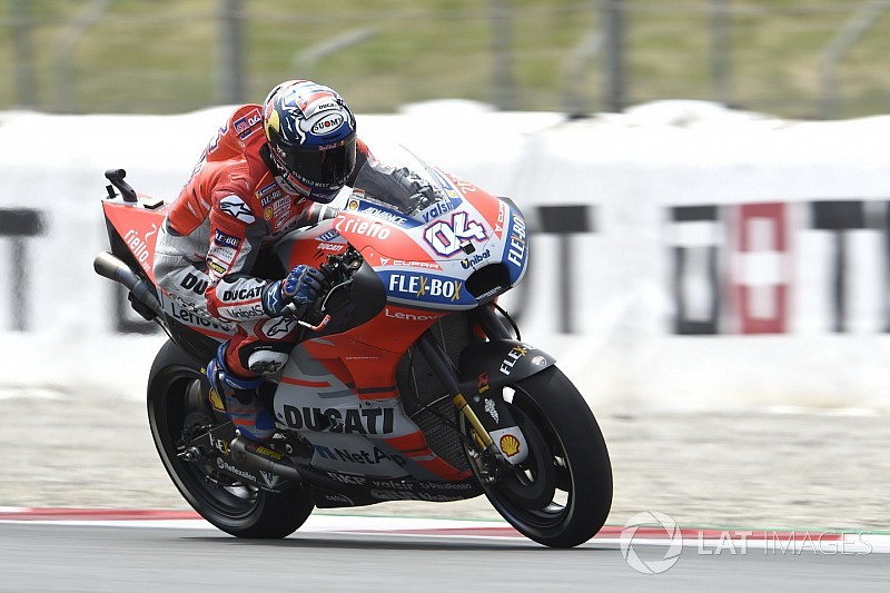 """Dovizioso a le rythme """"pour un podium, peut-être même la victoire"""""""