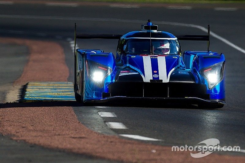 Ginetta drops out of Shanghai WEC round as well