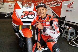 Dimas Ekky sukses penuhi target di Moto2 Catalunya