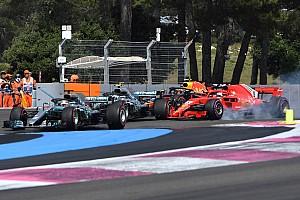 Hamilton : Comme si Vettel