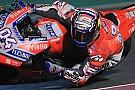 MotoGP Losail, Libere 4: tripletta italiana con Dovi davanti a Petrucci e Rossi