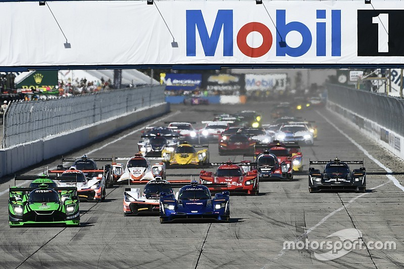 38 cars on Sebring 12 Hours entry list