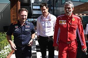 Formula 1 Son dakika Wolff: Melbourne'de üçlü bir savaş olacak
