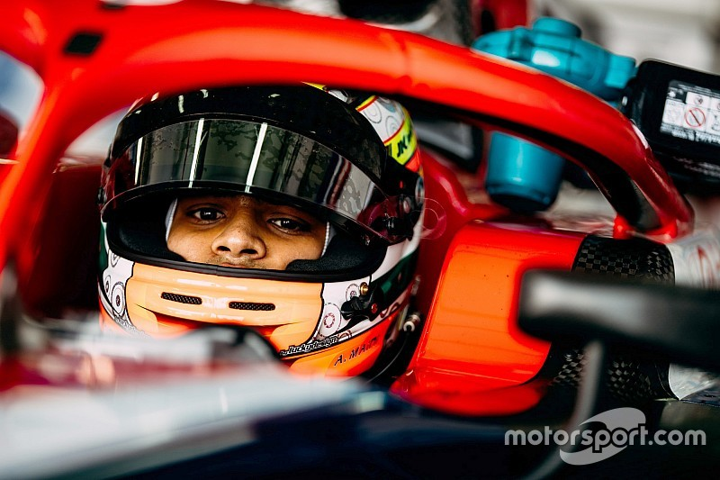 The Inside Line F1 Podcast: The Arjun Maini interview