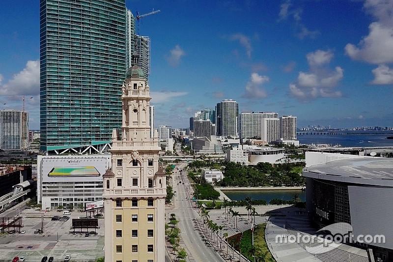 A helyiek lehet, hogy panaszkodni fognak a Miami GP miatt