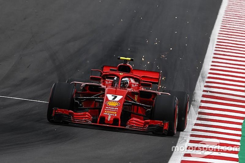 Arkasında Verstappen olması Raikkonen'i endişelendirmiyor