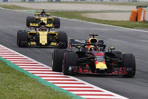 La parrilla del GP de España de Fórmula 1 en imágenes