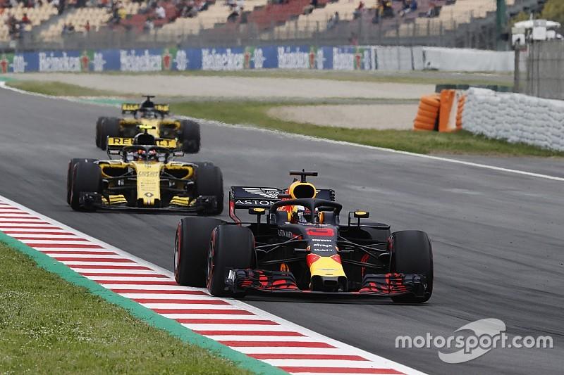 Renault confirma a Ricciardo como compañero de Hulkenberg para 2019