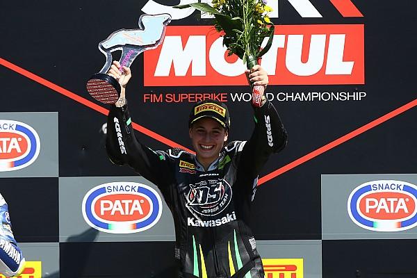 """World Superbike Ana Carrasco: """"Tengo todo lo que me hace falta para intentar conseguir el título"""""""