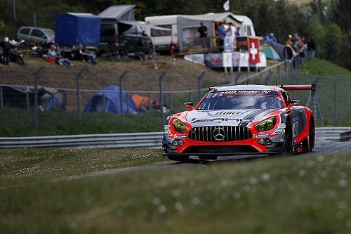 """Video: Van der Zande grijpt naast overwinning door """"crash en grote fout"""""""