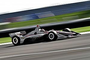 IndyCar Crónica de entrenamientos Power mantuvo el liderato en la segunda práctica en Indianápolis