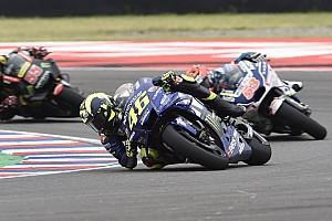 MotoGP Nieuws Rossi voelt zich niet beschermd door wedstrijdleiding