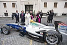 Papa Francisco recebe Fórmula E no Vaticano