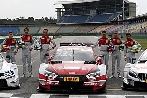 Audi anuncia alineación sin cambios para el DTM