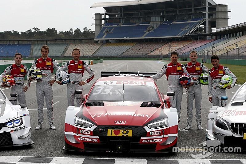 Audi, 2019 DTM sürücülerini açıkladı