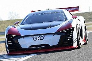 Audi GT menjadi taksi di Formula E