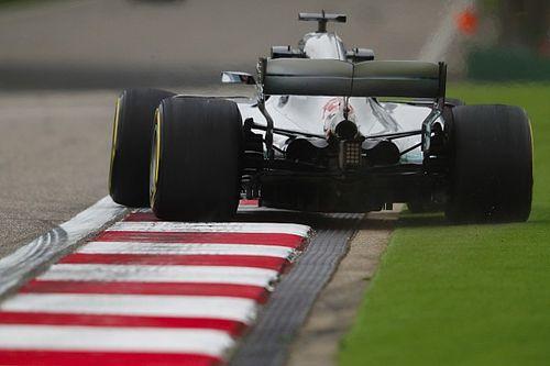 Peu d'écart de performance entre les gommes selon Hamilton