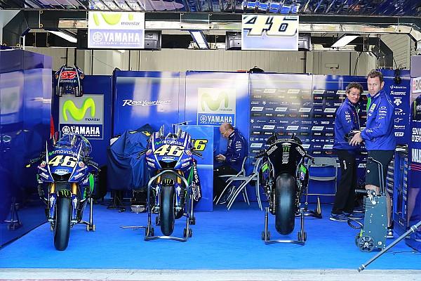 Selon Rossi, la nouvelle Yamaha devrait se baser sur celle de 2016