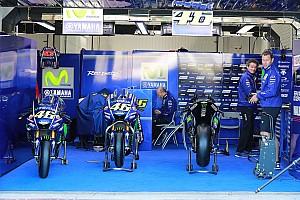 MotoGP Breaking news Yamaha selesaikan tes privat Sepang