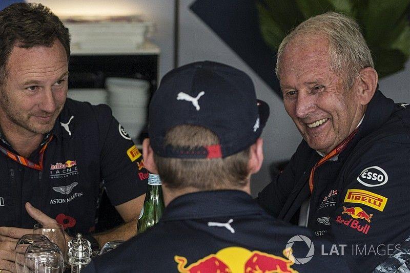 """Max Verstappen: """"Helmut Marko ist wie ein zweiter Vater"""""""