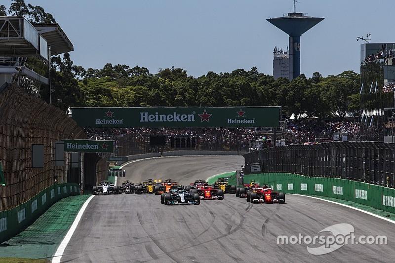 """La F1 n'a encore """"aucun accord"""" avec le GP du Brésil après 2020"""