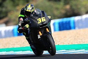 """Mir says first Moto2 test was """"love at first sight"""""""
