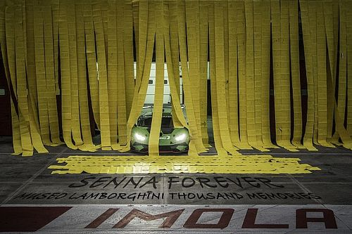 """Thousand memories"": da Sant'Agata a Imola nel ricordo di Senna"
