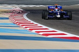 Fortec da marcha atrás en su entrada a la F2 por falta de pilotos