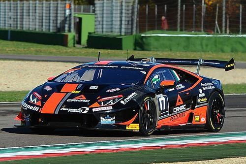Lamborghini, Europa: Spinelli e Grenier vincono gara e titolo a Imola!