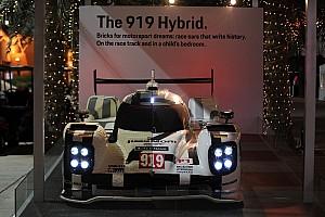 Rememora momentos icónicos de Porsche, a través de Lego