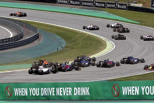 Magnussen no vio a Ricciardo en la colisión con Vandoorne