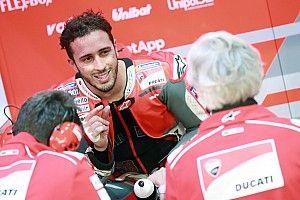 Dijagokan sejak awal musim, Dovizioso merasa lebih positif