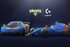 El equipo virtual de Fernando Alonso ya tiene componentes