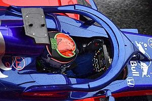 A Toro Rosso ezzel a megoldással próbálja csökkenteni a Halo hátrányait